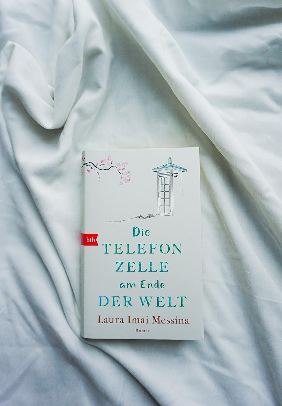 """""""Die Telefonzelle am Ende der Welt"""" von Laura Imai Messina"""