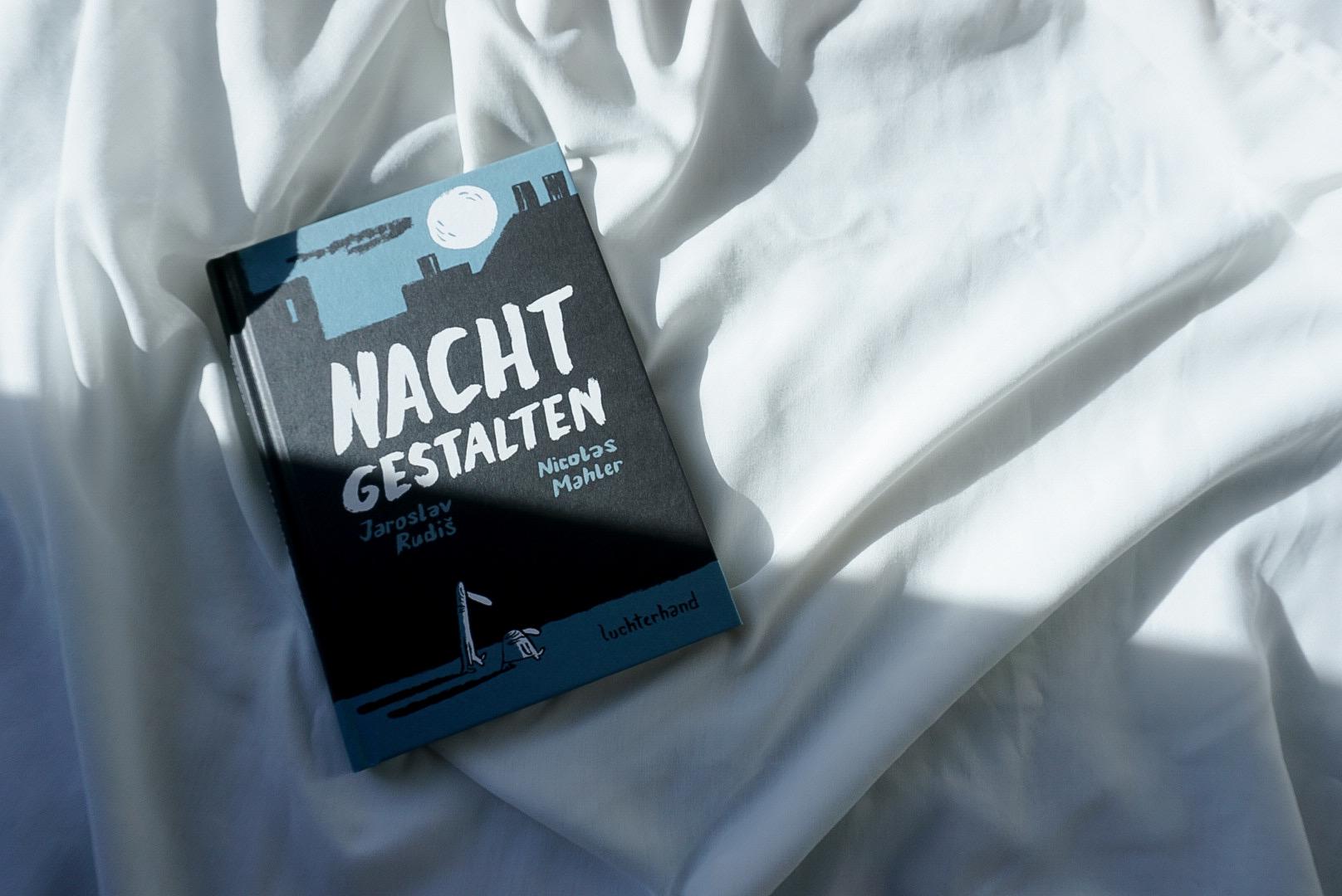 """""""Nachtgestalten"""" von Jaroslav Rudiš und Nicolas Mahler"""