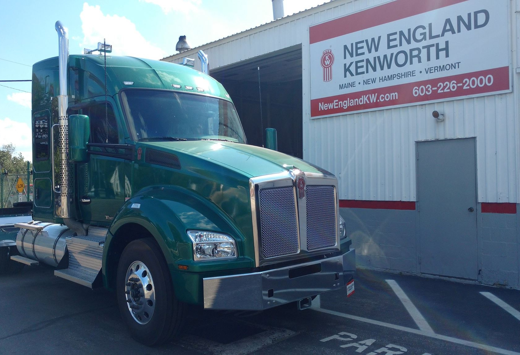 New England Kenworth • Concord