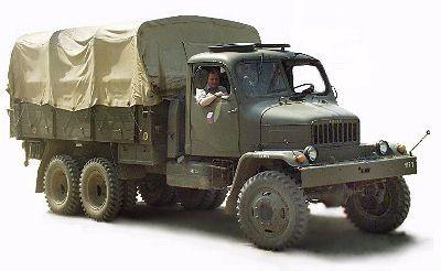 praga truck