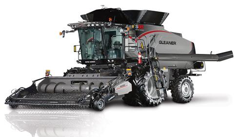 Gleaner combines s88
