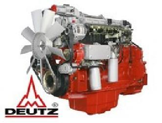 Diesel engines Deutz