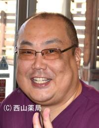 ダイエット(減量)前の顔写真(by新潟市の漢方薬専門店「西山薬局」)