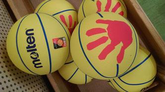 Basketball-Lernbälle Größe 4