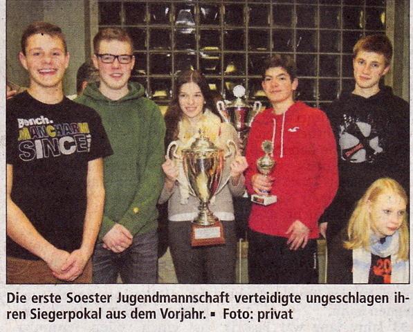 Soester Anzeiger vom 29.01.14