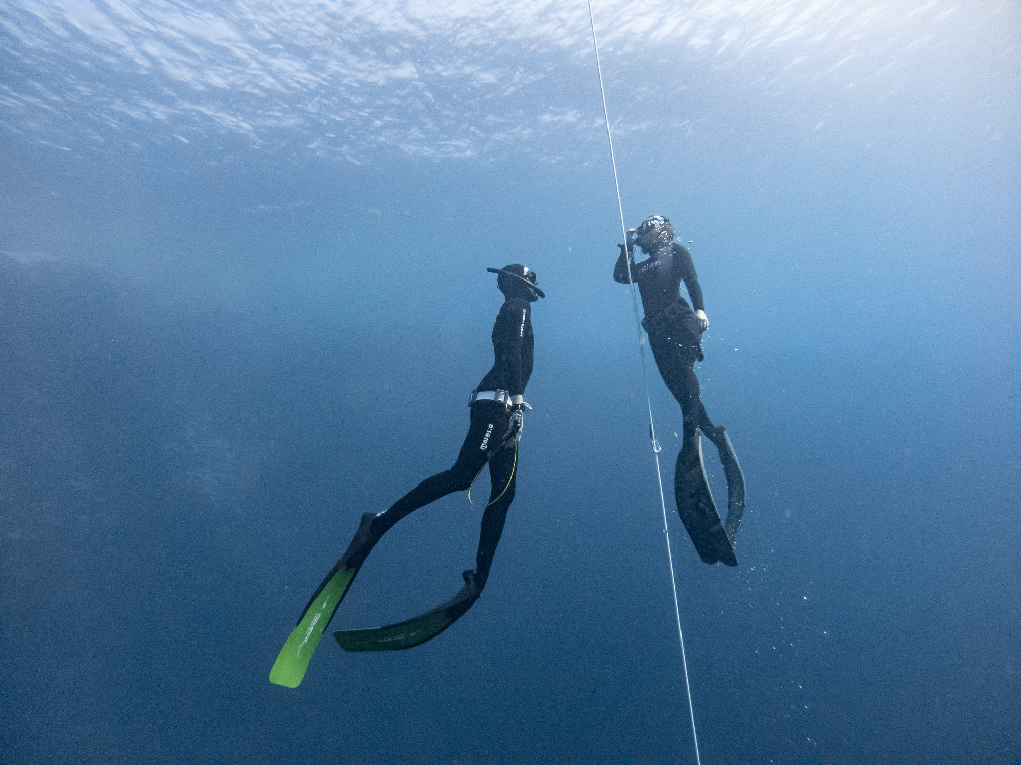 About Diving AG - Dekofoto Freediving
