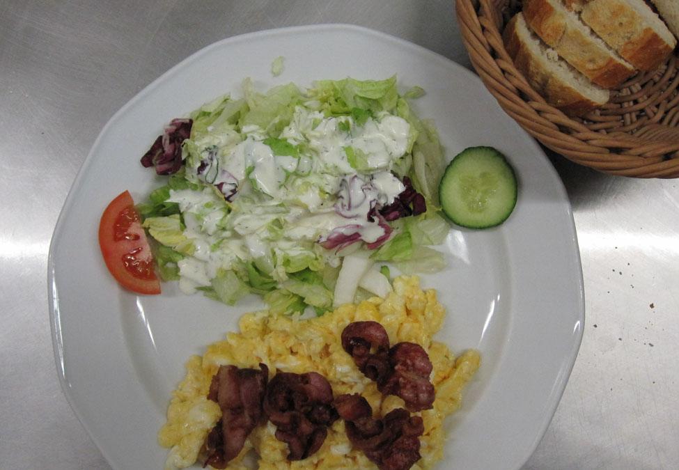 Brasserie Rendezvous - Frühstück