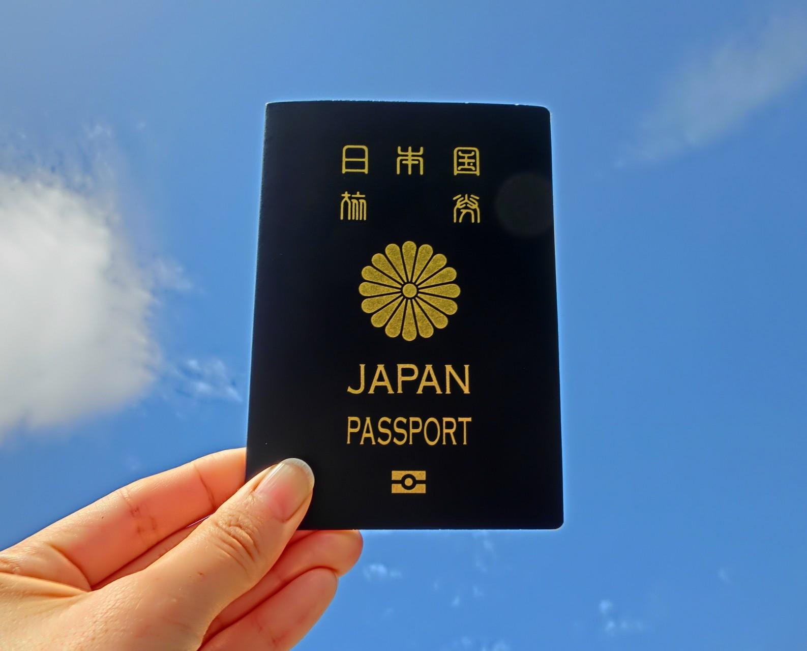 海外旅行が決まったら、まずはパスポート!