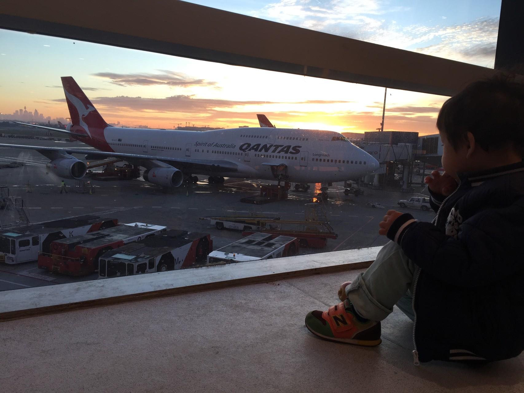 シドニー 空港は子どもの脳をめいっぱい刺激してくれる場所 Coming Soon!