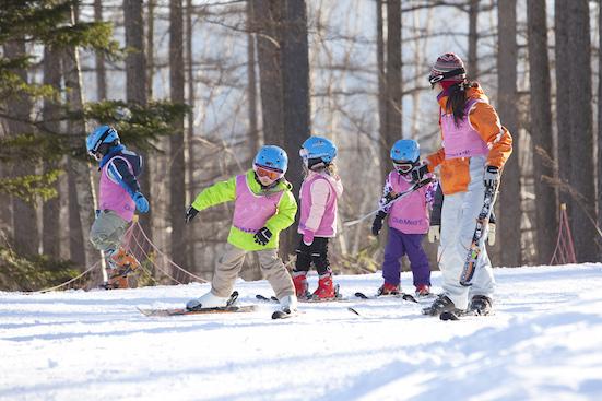 クラブメッド クラブメッド北海道サホロ キッズ スキー レッスン