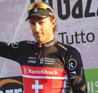 Pech an der Flandern-Rundfahrt: Fabian Cancellara