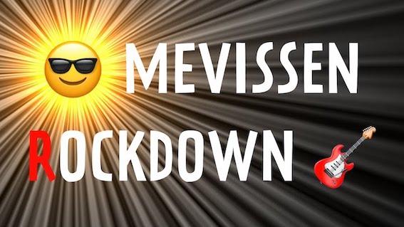 Mevissen Rockdown