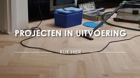 Projecten in uitvoering van Design Vloeren Nijkerk