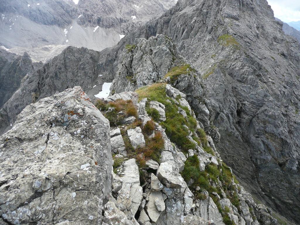 Brüchige Passage