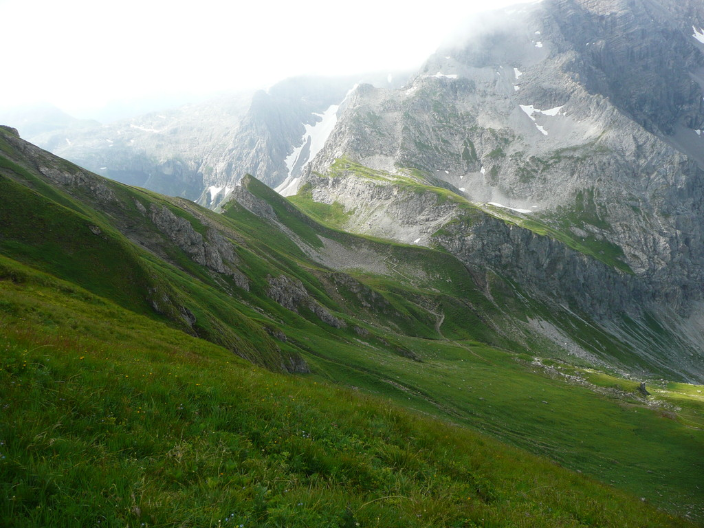 Gratweg zum Hochberg