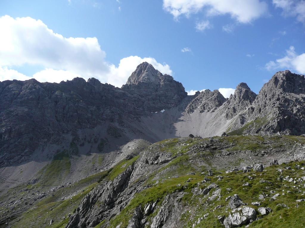 Links:Die Kleine Leiterspitze