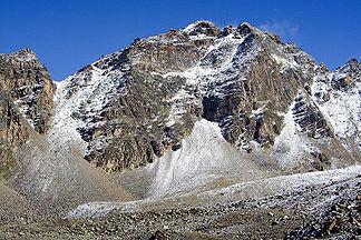Tschenglser Hochwand Nordseite