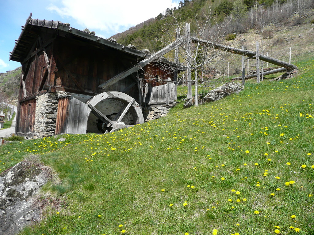 Alte Mühle beim Linthof