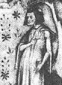 """Guillaume de Machaut (auch Machault, * zwischen 1300 und 1305; † 13. April 1377 Staatssekretär war Guillaume de Machaut, der größte Minnesänger, Dichter und Komponist. Er komponierte die erste mehrstimmige Messe der Musikgeschichte: """"La Messe de Nostre Da"""