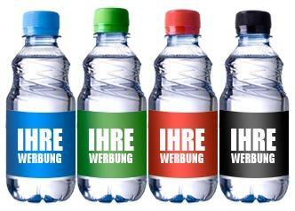 0,33l Flasche mit Platzhalter für Logo