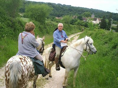 descente de l'ancienne route de Cahors