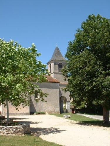 l'église St Blaise face est