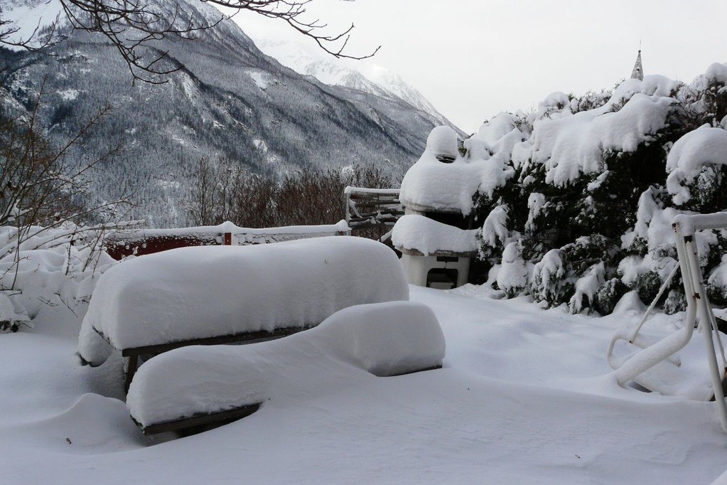 en hiver / in winter