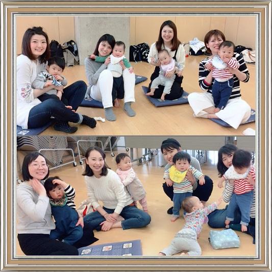 ea32a7219c3df 木曜美ヨガクラス♪卒業のママ(。 ㅅ 。)&木曜クラス初参加ママたちもお迎えして(  O  )♪