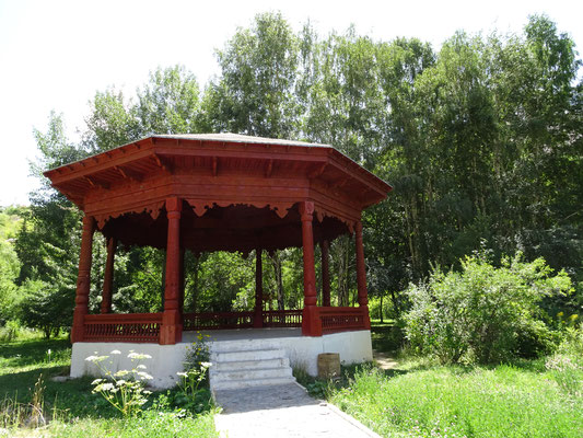 Pavillon. Foto PK