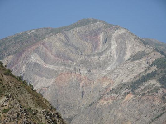 Nun sollte man einen Geologen dabei haben! Foto: PK