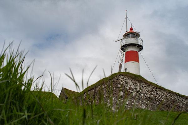 Leuchtturm auf der Festung.