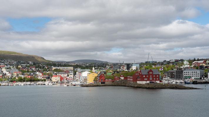 Tórshavn.