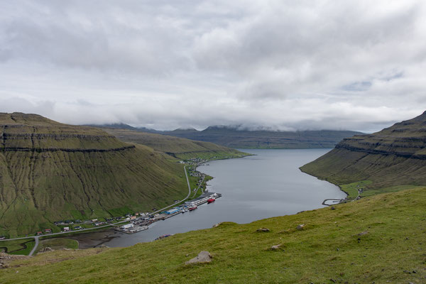 Kollafjørður.