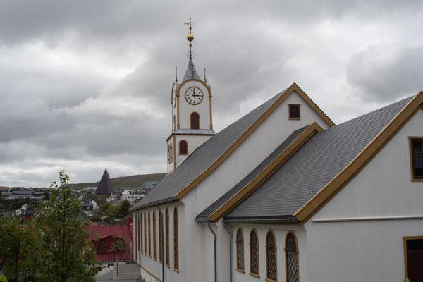 Havnar kirkja von 1788.