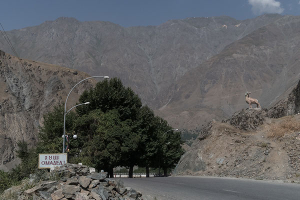 Eingangs Qal'ai Khumb