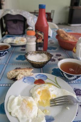 Zweites Frühstück!