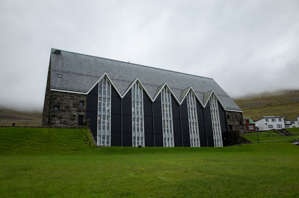 Christianskirkjan von 1963.