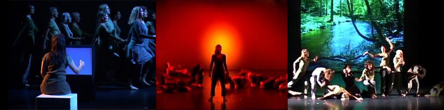 Tanzimprovisation - Ausdruckstanz - in Hamburg