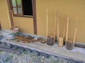 タタキの道具