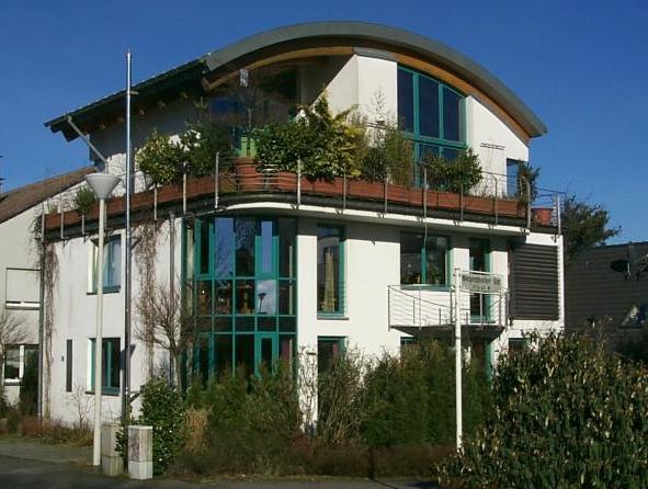 eigenwilliges Penthouse mit grosser Dachterrasse