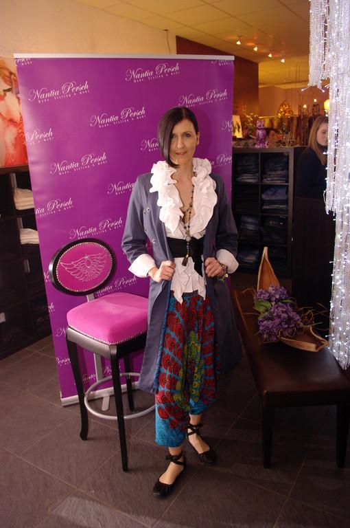 Karin H. im orientalischen Look