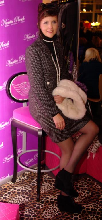 Karin ,,Coco Chanel ,, aber von Fever-England