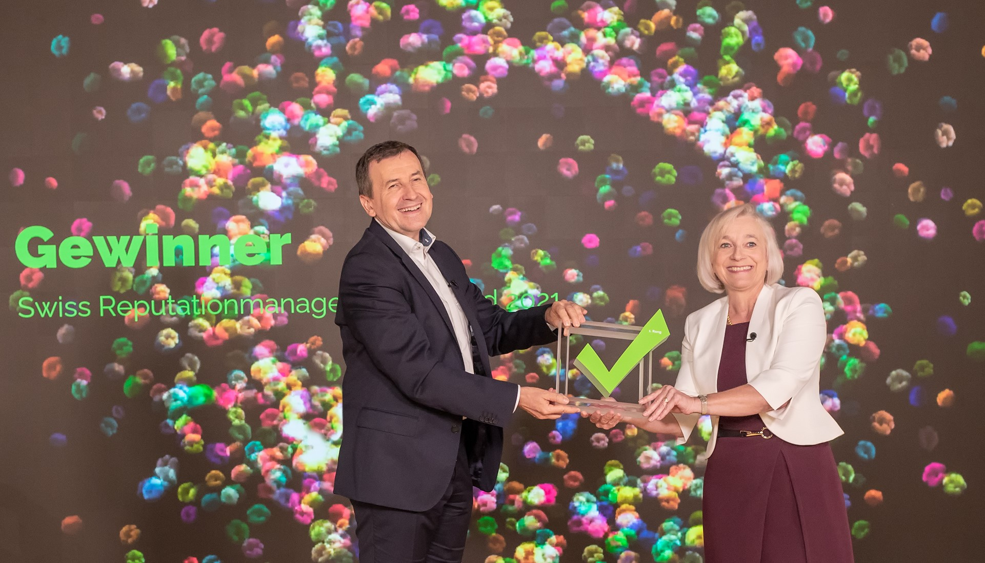 Der erste Swiss Reputationmanagement Award geht an Nestlé