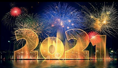 Willkommen 2021!