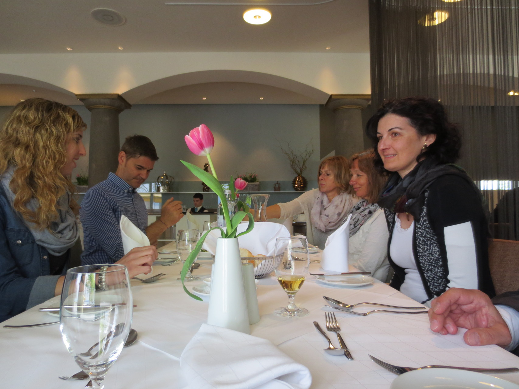 Impressionen vom VDSV-Business-Lunch im Sentido Seehotel am Kaiserstrand