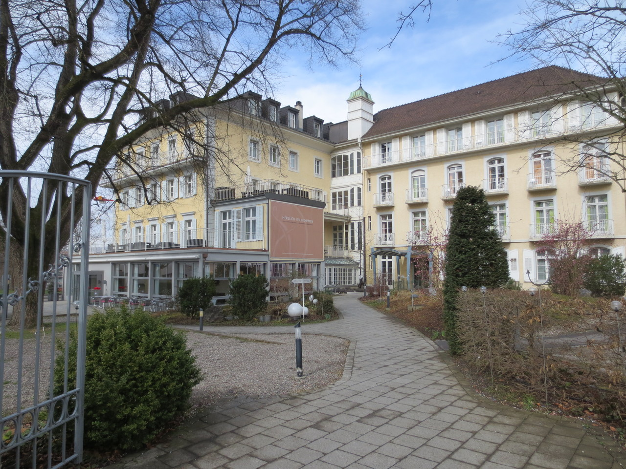 Hotel Restaurant Schützen, CH-4310 Rheinfelden