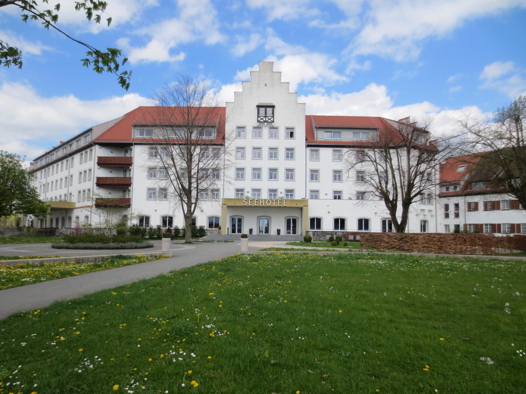 Sentido Seehotel am Kaiserstrand im österreichischen Lochau