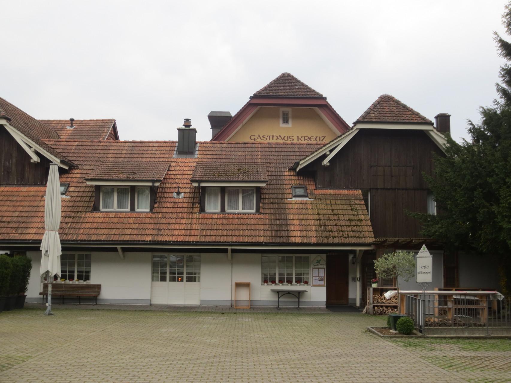 Seminarhotel - Gasthof Kreuz in Egerkingen CH