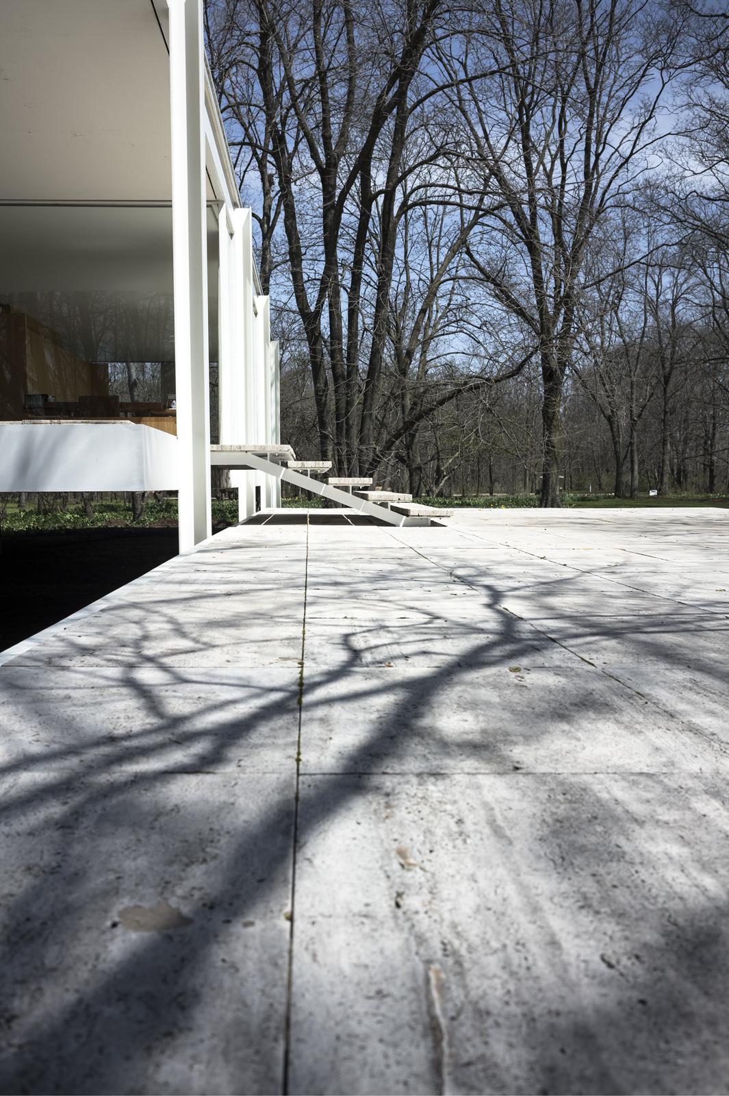 Farnsworth House 8 Plano 2018
