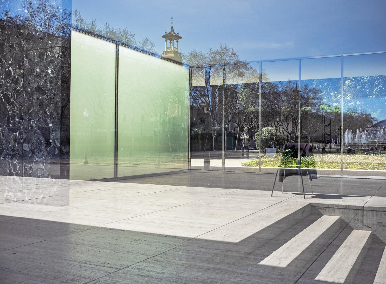 Barcelona Pavillon 1 Barcelona 2016